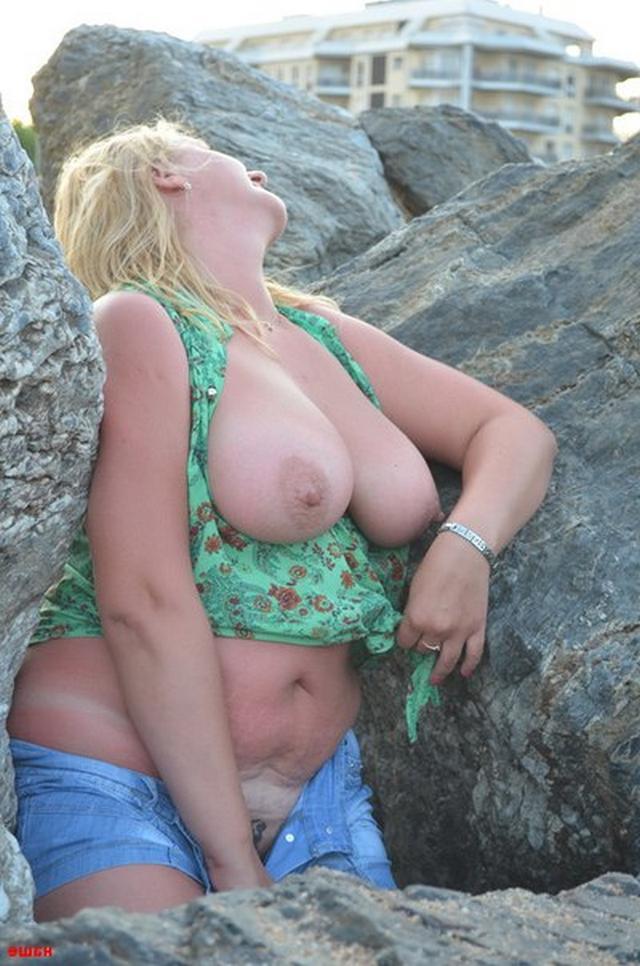 Полная тетенька на отдыхе фото порно